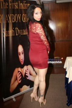 Shanti Dynamite's photo shoot