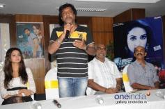 Shanvi Srivastava, Om Prakash Rao at Chandralekha Movie Success Meet