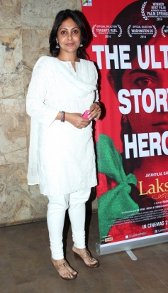 Shefali Shah at Special Screening of Laxmi at Lightbox