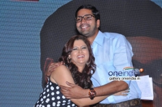 Shilpa Chakravarthy, Allari Naresh at Laddu Babu Movie Audio Release