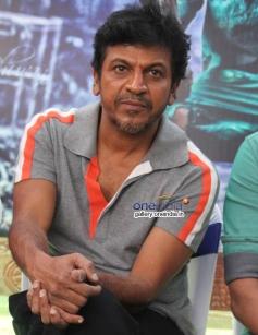 Shivrajkumar at Belli Movie Launch