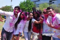 Shlipa, Kala & Vedika Celebrates Holi