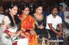 Shruti, Ragini Dwivedi, Arjun Janya at Chittara Sambrama 2014