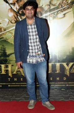 Siddharth Kapur at Kochadaiyaan Movie Launch