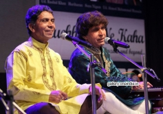 Singers performed at the launch of ghazal album Kuch Dil Ne Kaha