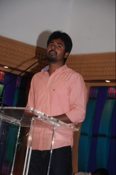Siva Karthikeyan at Maan Karate film press meet
