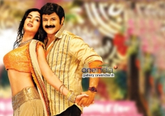 Sonal Chauhan and Balakrishna in Telugu Movie Legend