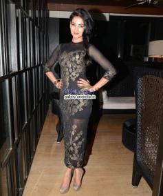 Sonal Chauhan at Neeta Lulla's 50th birthday bash