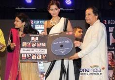 Sonam Kapoor launches ghazal album Kuch Dil Ne Kaha
