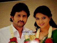 Srinagar Kitty in Kannada Movie Geethanjali
