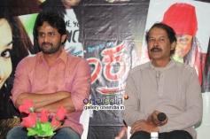 Srinagar Kitty, Praveen Nayak at Shankra Movie Press Meet