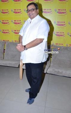 Subhash Ghai promote Kaanchi on Radio Mirchi