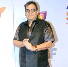 Subhash Ghai at Stree Shakti Women Awards 2014