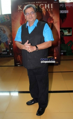 Subhash Ghai at trailer launch of film Kaanchi