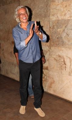Sudhir Mishra at Special Screening of Laxmi at Lightbox
