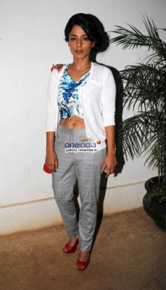 Sugandha Garg at Inam film special screening