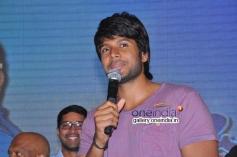 Sundeep Kishan at Laddu Babu Movie Audio Release