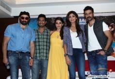 Sunny, Ayesha, Shilpa and Harman at media interaction of film Dishkiyaoon