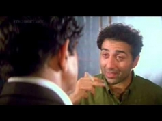 Sunny Deol Dailogue from Damini
