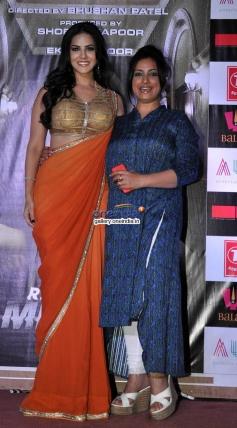 Sunny Leone and Divya Dutta at Ragini MMS 2 success bash