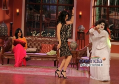 Sunny Leone's film Ragini MMS 2 promotion on Comedy Nights With Kapil