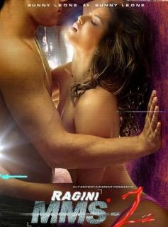 Sunny Leone's Ragini MMS 2 poster