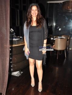 Sushma Reddy at Neeta Lulla's 50th birthday bash
