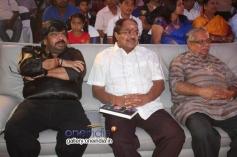 T. Rajendar, Srinivasa Murthy at Chittara Sambrama 2014