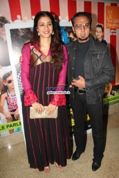 Tabu with Gulshan Grover at Dishkiyaoon film screening