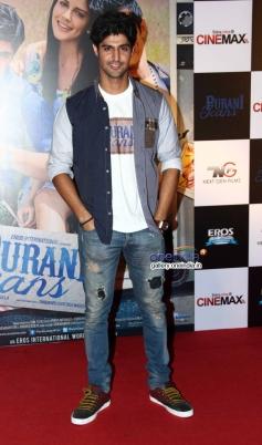 Tanuj Virwani at Purani Jeans film trailer launch