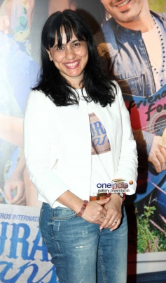 Tanushri Chattrji at Purani Jeans film trailer launch