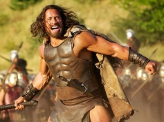 The Rock first look still from Hercules The Thracian Wars