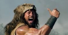The Rock still from Hercules The Thracian Wars
