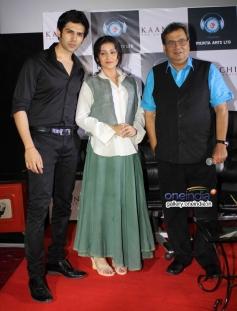 Trailer launch of film Kaanchi