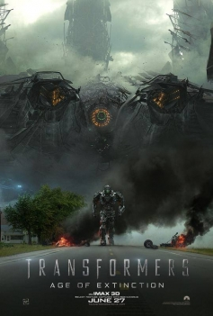Transformers 4 Age of Extinction poster