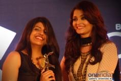 Upasana Makati with Aishwarya Rai at L'Oreal Paris Femina Women Awards 2014