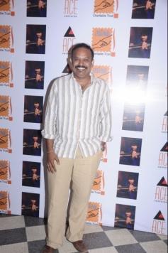 Venkat Prabhu at Saga Charitable Trust event