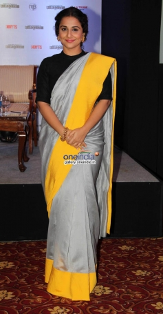 Vidya Balan during the announcement of the nominations for IFFM Awards