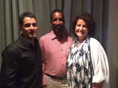 Vikram at Shankar's Ai film party