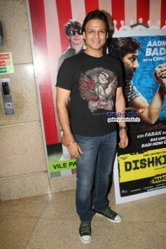 Vivek Oberoi at Dishkiyaoon film screening