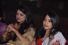 VJ Ramya at Saga Charitable Trust event
