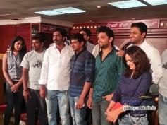 Yagna Shetty, Rakshit Shetty, Sheetal Shetty at Ulidavaru Kandante Movie Press Meet