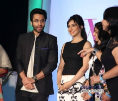 Youngistaan film starcast at Lavasa Women's Drive 2014
