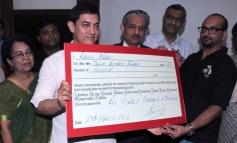 Aamir Khan announces his organs donation on Maharashtra Organ Donation Day