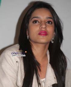 Adithi Rao at Huchudugaru Movie Success Meet