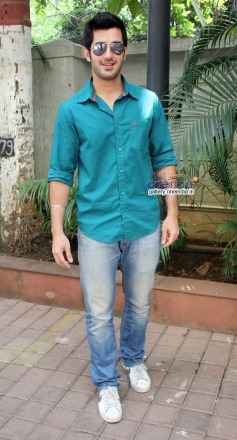 Aditya Seal during the promotion of Purani Jeans film at Fever 104 FM