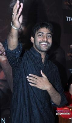 Ali Abbas during the launch of his album Ishq Kamal