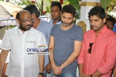 Allu Arjun-Trivikram New Movie Launch