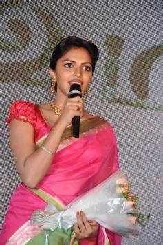 Amala Paul at Saivam audio launch