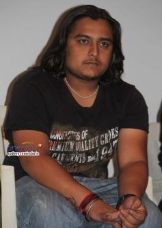 Amith Vishwanath at Huchudugaru Movie Success Meet